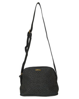 BLACK WOMENS ACCESSORIES BILLABONG BAGS + BACKPACKS - 6681112ABLK