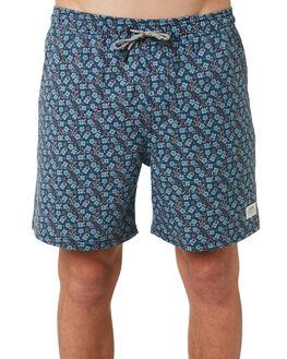 NAVY MENS CLOTHING KATIN BOARDSHORTS - TRROSSS00NVY