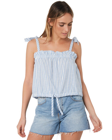 STILLWATER OUTLET WOMENS RUSTY FASHION TOPS - WSL0619SWR