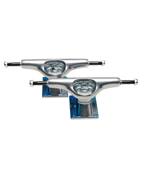 RAW LIGHT BLUE FADE BOARDSPORTS SKATE TENSOR TRUCKS ACCESSORIES - 10415337RB525