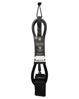 BLACK BLACK BOARDSPORTS SURF FK SURF LEASHES - 1285BLKBK