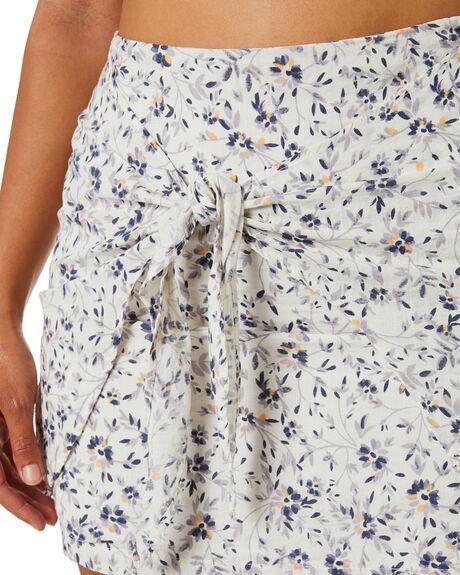 STEEL BLUE WOMENS CLOTHING RUSTY SKIRTS - SKL0505SEL