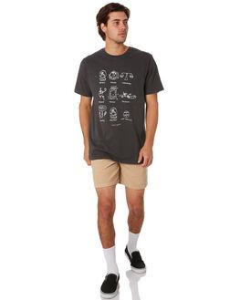 BLACK MENS CLOTHING INSIGHT TEES - 5000004600BLK