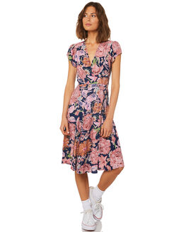 NAVY WOMENS CLOTHING ROLLAS DRESSES - 12811-410
