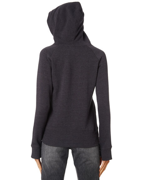 OIL GREY OUTLET WOMENS HURLEY JUMPERS - AGFLK19013