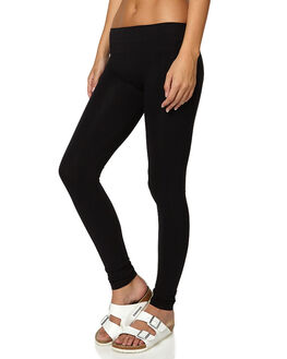 BLACK WOMENS CLOTHING BETTY BASICS PANTS - BB100BLK