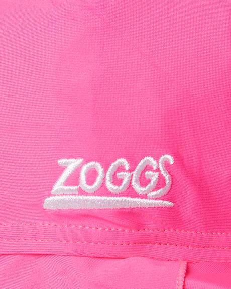 PINK KIDS GIRLS ZOGGS HEADWEAR - 463840PNK
