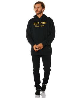 TRU BLACK MENS CLOTHING BURTON JUMPERS - 203881001