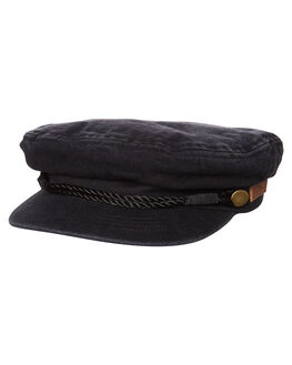 BLACK WOMENS ACCESSORIES ELEMENT HEADWEAR - 273633ABLK