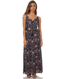 SLATE WOMENS CLOTHING VOLCOM DRESSES - B1341783SLT