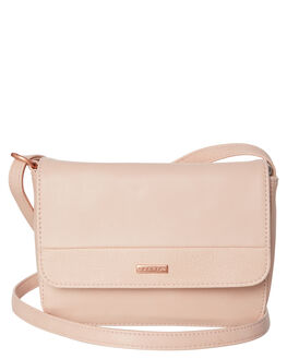 SOFT PINK WOMENS ACCESSORIES RUSTY BAGS + BACKPACKS - BFL0988SOF