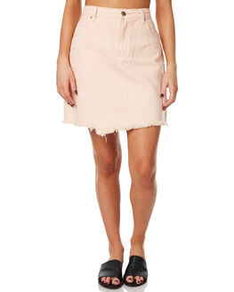 SOFT PINK OUTLET WOMENS MINKPINK SKIRTS - MD1703937SPI