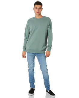 SAGE MENS CLOTHING AS COLOUR JUMPERS - 5121SAGE