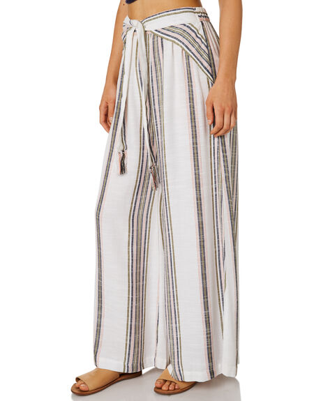 IVORY WOMENS CLOTHING TIGERLILY PANTS - T393371IVO