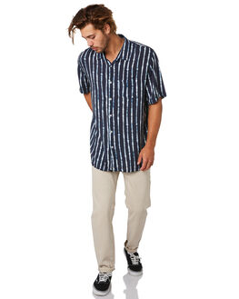 INK WHITE MENS CLOTHING ZANEROBE SHIRTS - 305-CONINKWH