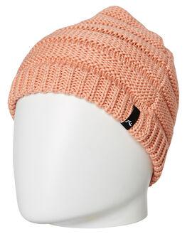 SHELL PINK WOMENS ACCESSORIES RUSTY HEADWEAR - HBL0051SHP