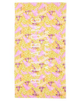 MIMOSA KIDS GIRLS BILLABONG TOWELS - 5681721AMIM