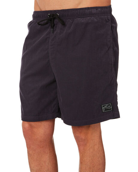 DARK GREY MARLE MENS CLOTHING RUSTY BOARDSHORTS - BSM1149DGM