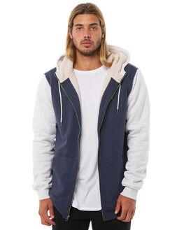 DEEP BLUE MENS CLOTHING VOLCOM JUMPERS - A5831700DPB