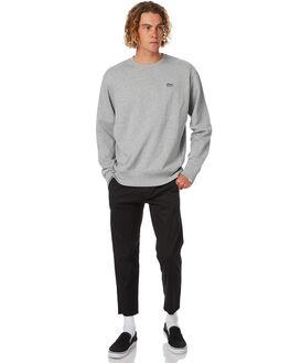 GREY MARLE MENS CLOTHING DEUS EX MACHINA JUMPERS - DMF88536GRYM