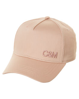 BLUSH WOMENS ACCESSORIES CAMILLA AND MARC HEADWEAR - OCMA98BLSH