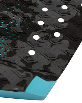 CHARCOAL CAMO BOARDSPORTS SURF FCS TAILPADS - 27722CHAR