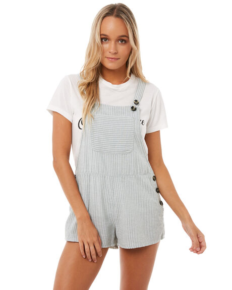 PALM WOMENS CLOTHING RHYTHM PLAYSUITS + OVERALLS - JAN18W-JS02-PALPALM