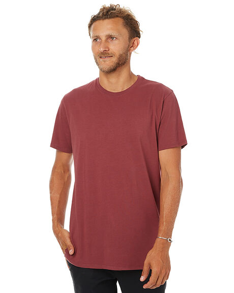 BLOOD MENS CLOTHING SWELL TEES - S5164003BLD