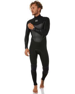 BLACK SURF WETSUITS BILLABONG STEAMERS - 9783814BLK