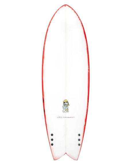 MULTI BOARDSPORTS SURF VAMPIRATE FISH - VPEVILTWINSPR