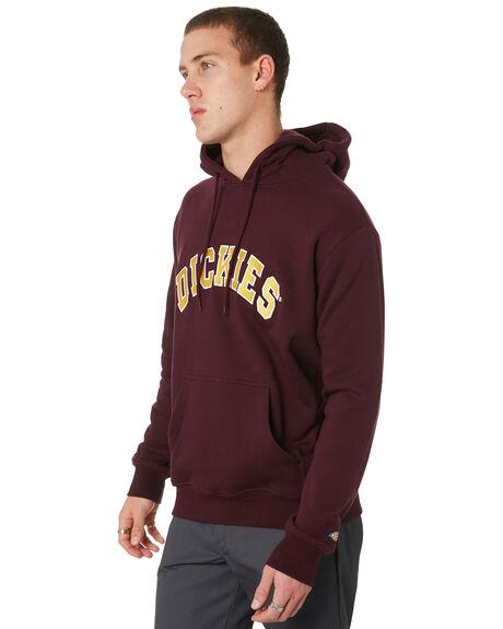 MAROON MENS CLOTHING DICKIES JUMPERS - K3190507MR