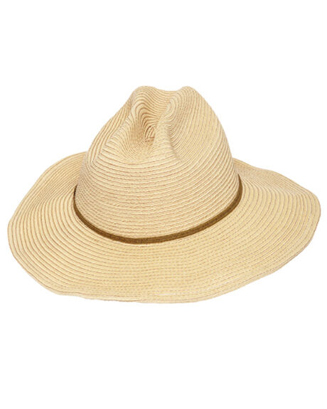 NATURAL WOMENS ACCESSORIES SEAFOLLY HEADWEAR - S70330NAT