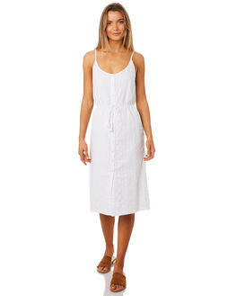 WHITE WOMENS CLOTHING ALL ABOUT EVE DRESSES - 6403040WHT