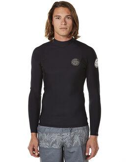 BLACK SURF WETSUITS RIP CURL VESTS - WVE6AE0090
