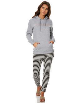 GREY MARLE WOMENS CLOTHING BILLABONG JUMPERS - 6571739XGRY