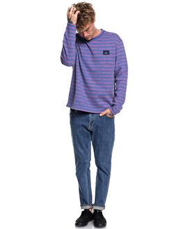 BIJOU BLUE ORIGINAL MENS CLOTHING QUIKSILVER JUMPERS - EQYFT03854BNG6