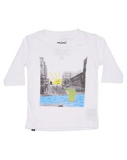 WHITE KIDS BABY MUNSTER KIDS CLOTHING - MI172TL09WHT