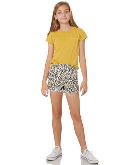 WHITE SWAN KIDS GIRLS BILLABONG SHORTS + SKIRTS - 5595271WHS