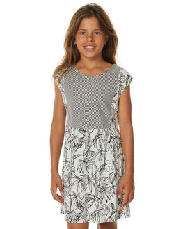 JAVA LIFE KIDS GIRLS ROXY DRESSES - ERGWD03031WBT2