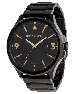 BLACK GOLD MENS ACCESSORIES QUIKSILVER WATCHES - EQYWA03012XKKY