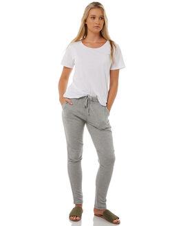 SILVER MARLE WOMENS CLOTHING BETTY BASICS PANTS - BB751T18SIL
