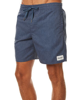 NAVY MENS CLOTHING RHYTHM BOARDSHORTS - APR17-JAM02NVY