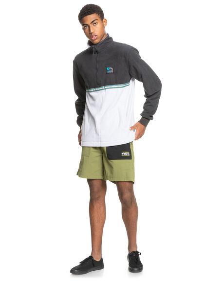 PURPLE MENS CLOTHING QUIKSILVER JUMPERS - EQYFT04318-PFG0