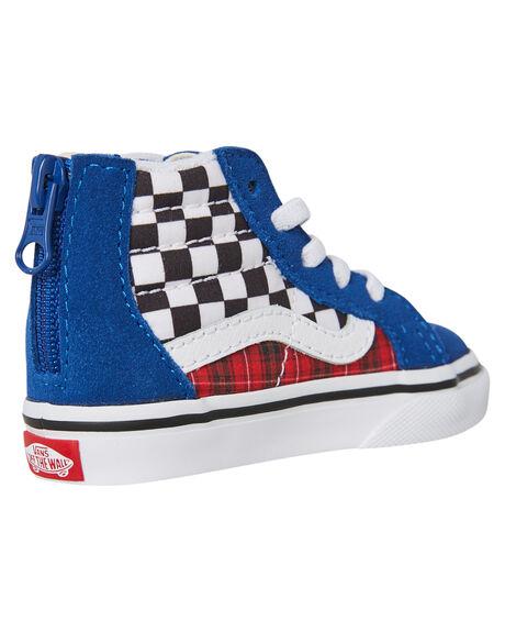 TRUE BLUE KIDS BOYS VANS FOOTWEAR - VNA4BV1V3G