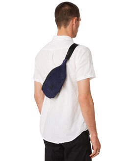 BLUE NIGHTS MENS ACCESSORIES STUSSY BAGS + BACKPACKS - ST791013BLN