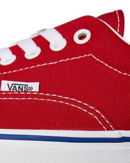 TANGO RED WOMENS FOOTWEAR VANS SNEAKERS - SSVNA38FRVORTREDW