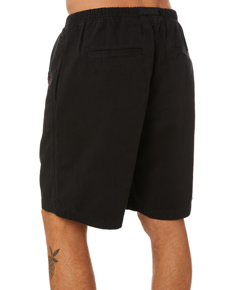BLACK MENS CLOTHING GRAMICCI SHORTS - 8117-56JBLK