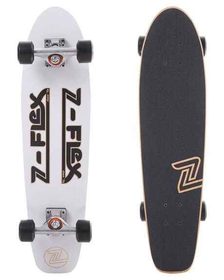 WHITE BOARDSPORTS SKATE Z FLEX COMPLETES - ZFXC0050MULTI