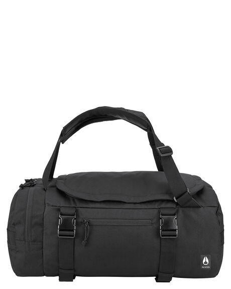 BLACK MENS ACCESSORIES NIXON BAGS + BACKPACKS - C3035-000