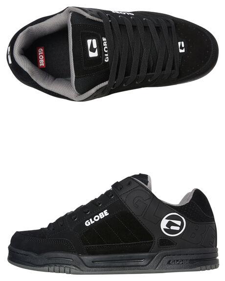 BLACK MENS FOOTWEAR GLOBE SNEAKERS - GBTILT-10894